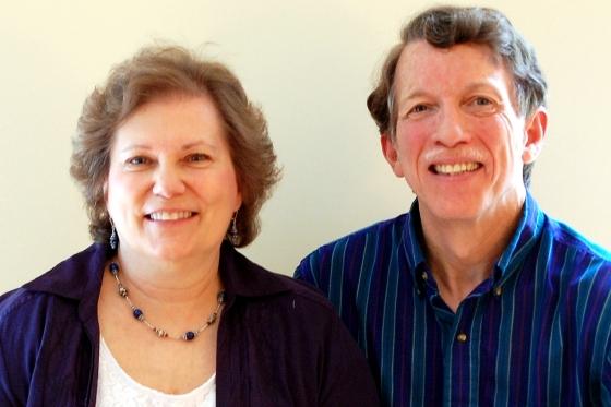 Peter & Nancy Ryall