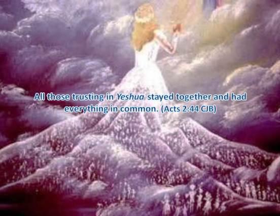 Bride of Messiah