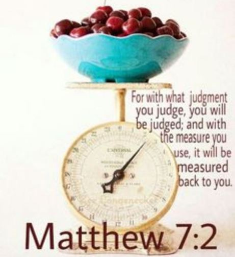 for with what judgment
