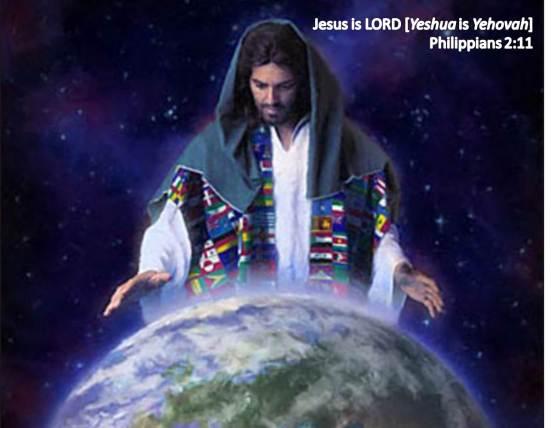 Yeshua is Yehovah