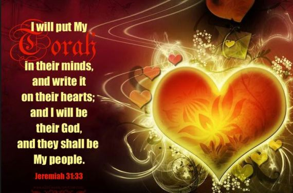 Torah on Heart